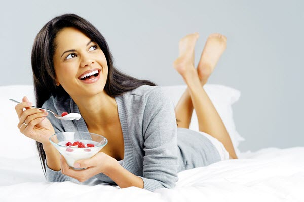 Is Yogurt the new Prozac(r)?