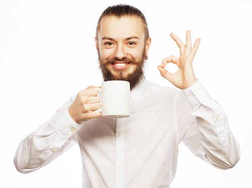 3-5 Cups Coffee A Day May Lower Heart Attack Risk