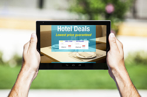 Stop paying for marketing and save on hotels