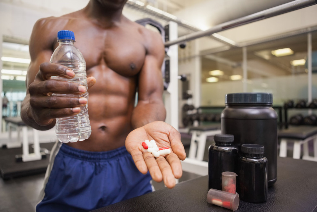 Are Muscle-Building Supplements Linked To Cancer