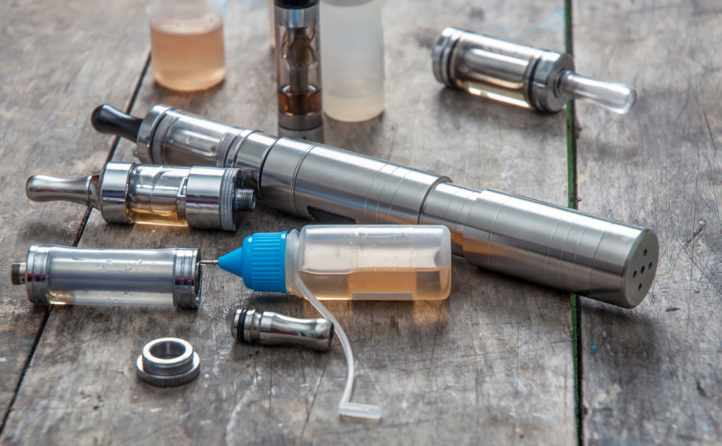 Vaping not as safe for bystanders as we thought