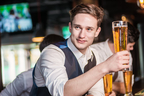 Drinking Beer Can Help Protect Your Brain against Alzheimer's