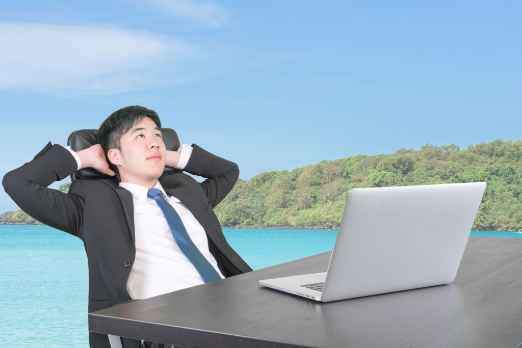 Nervous Employees Are Taking Stealth Vacations Now